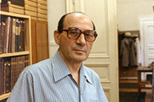 Magyar Múzeumi Arcképcsarnok 2002, Merkl Ottó: Kaszab Zoltán