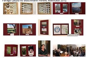 Faragó László és Buschmann Ferenc kiállítása 2012