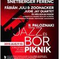 Jazz és Bor piknik