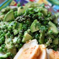 Minden ami zöld, egy salátában