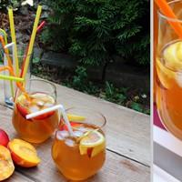 Barackos ice tea