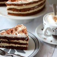 Cappucino torta