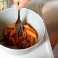 Paradicsomos tészta cukkinivel turbózva
