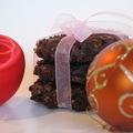 Kézzel készített karácsonyi ajándék 3.: Panpepato keksz - az umbriai mézeskalács (Dolce Vita - az én (íz)világom)