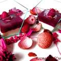 Valentin napra: Ispahan krém mascarponéval és bonbon formában