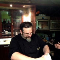 A főzőkurzus harmadik estje Alessandro Manfredinivel