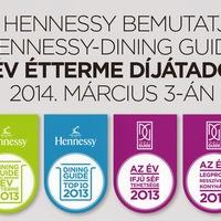 10. Dining Guide Év Étterme díjkiosztó gála
