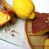 Dolce al limone di Mamma Agata - Mamma Agata citromos tortája