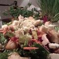 Francia sanzon: Vidéki romantika - saláta -