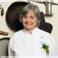 Nadia Santini, egy olasz asszony 2013-ban a világ legjobb szakácsnője
