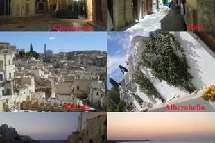 Puglia-i képeslapok 2. rész