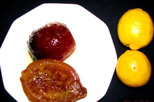 Kandírozott citrom dél-olasz módra