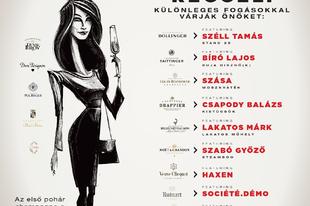 November 26-án felpezseg a Belvárosi Piac, jön a VinCE Champagne!