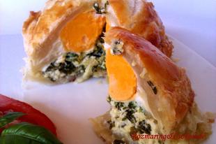 Torta Pasqualina - Kellemes Húsvétot mindenkinek