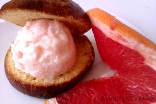 Rosa pompelmo fagylalt szicíliai módra