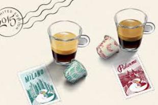 Szeretettel Milánóból és Palermóból! Nespresso - két recepttel -