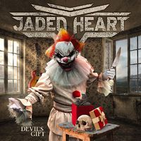JADED HEART - Devil's Gift (2018)