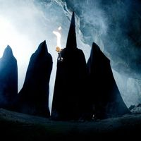 ROTTING CHRIST - Dalpremier: For A Voice Like Thunder