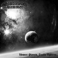 DAMNATION'S HAMMER - Unseen Planets, Deadly Spheres (2019)