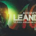 LEANDER - 10 éves jubileumi koncert