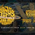 RINGS OF SATURN - Eddigi legbrutálisabb lemezükkel érkeznek Budapestre
