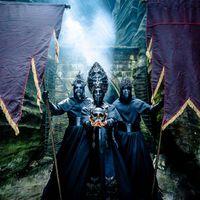 BEHEMOTH - Klippremier: Ecclesia Diabolica Catholica