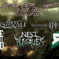 DÜRER KERT - Summer Metal Night