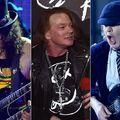 AC/DC - Slash - Készülnek az új lemezek, előbbi Axl Rose-al