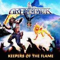 GREYHAWK - Keepers Of The Flame (2020)