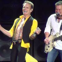 DAVID LEE ROTH - A Van Halennek annyi