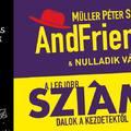 KONCERTAJÁNLÓ - Fekete Lyuk-időutazás a Nulladik Változattal és a Sziámival