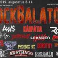 ROCKBALATON FESZTIVÁL - A rockzene hazai nagyágyúi ismét Fonyódra jönnek