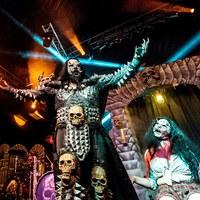 LORDI - Monumentális szörnyshow Budapesten   Koncertbeszámoló