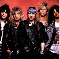 GUNS N' ROSES - Egy eddig kiadatlan dal: Shadow Of Your Love