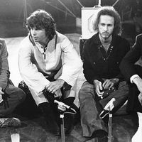 THE DOORS - Dalpremier: Roadhouse Blues