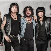 L.A. GUNS - Szöveges videó: A Drop Of Bleach