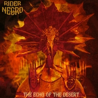 RIDER NEGRO - The Echo Of The Desert (2020)