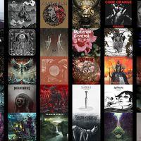 2017 legjobb külföldi rock/metal albumai