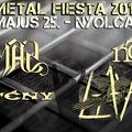 METAL FIESTA '19 - Modern metal fesztivál Székesfehérváron