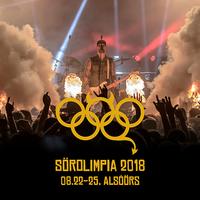 SÖROLIMPIA 2018 - Balaton parti rock parti