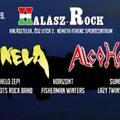 HALÁSZ-ROCK FESZTIVÁL - Akela, Alcohol és sokan mások augusztus 19-én