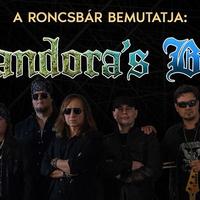 PANDORA'S BOX - December 22: Debrecen, RoncsBár