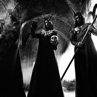 BEHEMOTH - Klippremier: The Satanist