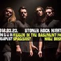 HIDDEN IN THE BASEMENT - Ismét Budapesten a görög stonerek