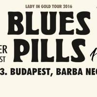 BLUES PILLS - Új lemezzel térnek vissza a Trackbe