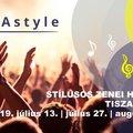 TISZA STYLE - Blues- és dzsesszhétvége szombaton Tiszakécskén