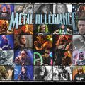 METAL ALLEGIANCE - Klippremier: We Rock