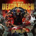 FIVE FINGER DEATH PUNCH - Got Your Six (2015)