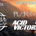 KAPTÁR MUSIC PUB - Pénteken ingyenes szabadtéri rock őrület Dunaújvárosban!