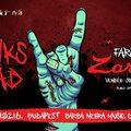 ZORALL - Ismét a Barba Negrában tartják a szokásos farsangi koncertet